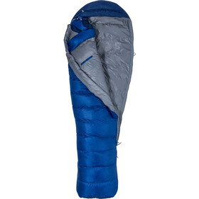 Marmot Sawtooth Sleeping Bag long, surf/arctic navy